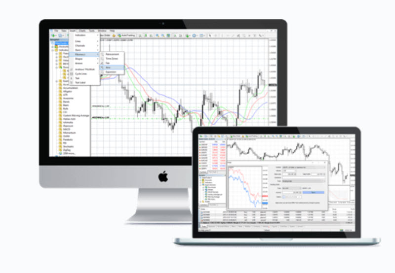 Fusion Markets mt4 platform